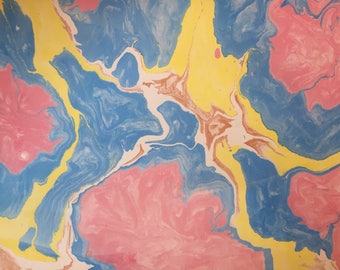 Traditional Marbled Paper 2