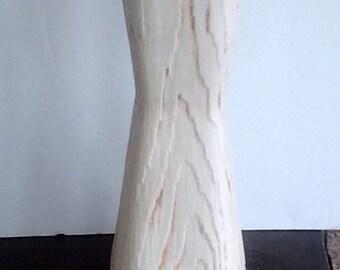 Vintage Shawnee Pottery Vase Fairy Wood No. 1210 Mid Century Modern