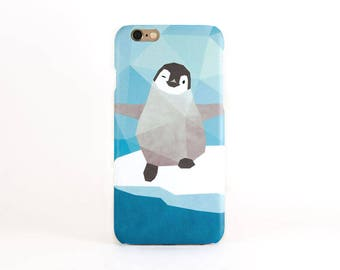 Penguin iPhone case, iPhone X case, iPhone 8 Plus case, iPhone 7 case, iPhone 7 Plus case, iPhone 6 case, iPhone 6 Plus case, iPhone SE case