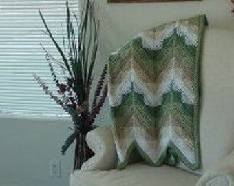 SPECIALLY PRICED , , , , ,  Darlene's Southwest Afghans Pattern