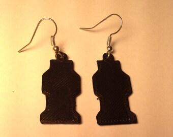 Lighting Symbol Earrings