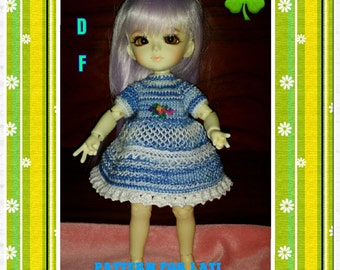 PDF Pattern for lati yellow special