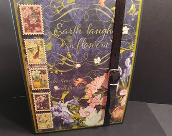 Floral Shoppe Mini Album