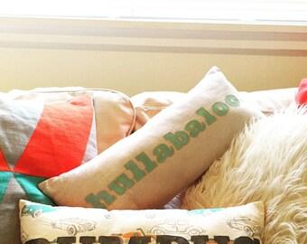 Hullabaloo Pillow
