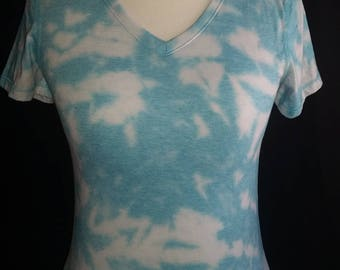Tie dyed shirt xs