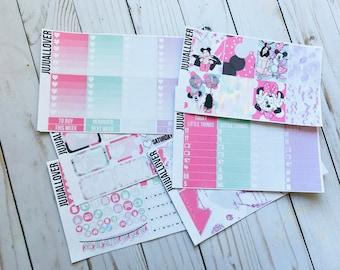 OH JOY Planner Stickers l Vertical Stickers l Full Weekly Kit l Planner Kit l Spring Full Kit l Spring Weekly Kit l Park Stickers