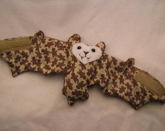 Gingerbread Bat Cup Sleeve
