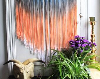 SM- Macrame Wall Hanging