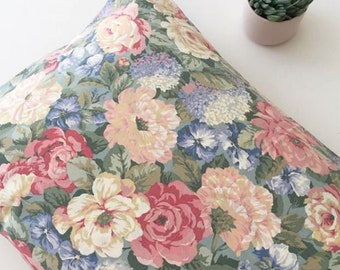 Pair of vintage pillowcases