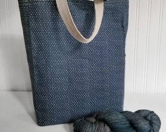 September - Sweater Tote