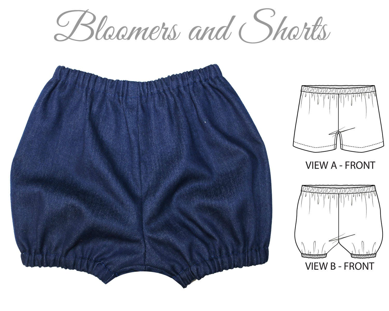 Baby sewing pattern pdf diaper cover pattern pdf baby pants