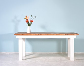 Dining table in the country house style Helmholtz II