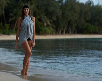 Sarongs / Beach Sarong Wrap / Bathing Suit Cover Ups Sarong / Wrap / Beach Cover Up / Gift for Her / Bikini Cover Up / Sun Protection