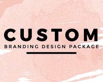 Standard Branding Design Package | Logo Design | Watermark Design | Business Card Design | Facebook Design | Email Signature | Branding Set