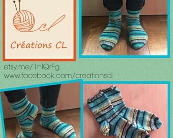 Striped socks / socks Striped