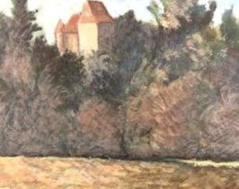 Aquitaine Castle