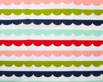 """The Good Life - Scallop Toweling 16"""" by Bonnie and Camille for Moda, 1/2 yard, 920 272"""