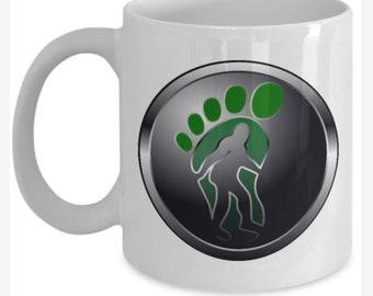 Bigfoot Novelty Coffee Mug