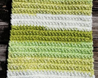 Crocheted Potholder/Dishcloth