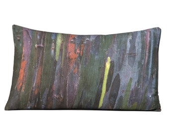 Eco-friendly, sustainable, artisan pillow  GRANADA
