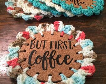 Coffee Coaster Set (6)
