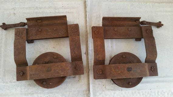 Antique Pocket Door Rollers , Cast Iron Pocket Door Rollers , Pocket Door  Hardware , Sliding Door Hardware From RevivdesignSalvage On Etsy Studio