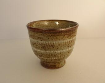 Japanese Yunomi Tea Cup