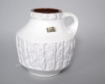 White West German by Carstens Tönnieshof vase - 223-15