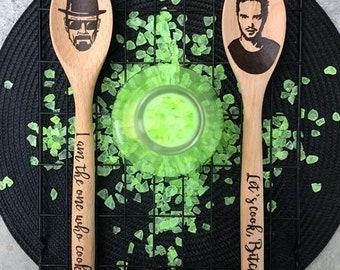 Breaking Bad Spoons
