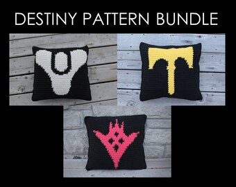 Destiny Pattern Bundle