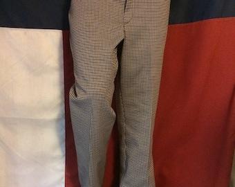 Farah men's  1970's polyester slacks