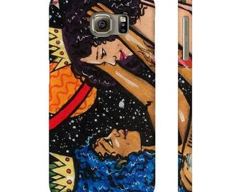 Women Supporting Women - Slim Case - iphone x, iphone 8 plus, iPhone 8, iphone 5 5s 5se 6 7 8 plus, galaxy S5 S6 S7, artist fix ya crown