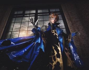 Cosplay costume Syaoran Li Tsubasa:RC anime fantasy vampire halloween