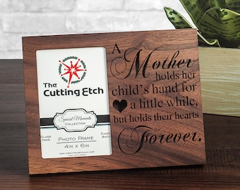 Gift for Mom from Daughter Frame, Mother Gift from Son to Mother Gift, Needs Mom, Mommy and Me, Mother Gift, 4x6 Picture Frame