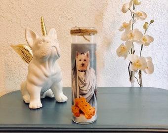 Westie Dog Prayer Candle - Free Shipping (US)