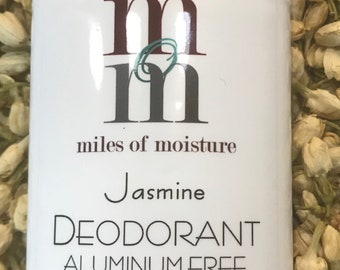 NEW Jasmine Aluminum Free Deodorant   No Regrets! No Fear Here! Aluminum Free Deodorant, Deodorant