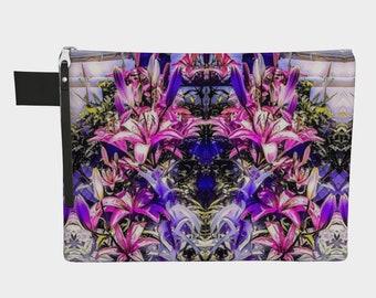 Floral Fantasy Carry All Bag