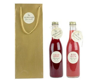 Gourmet Simple Syrup Gift Set