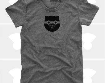 Bandit Cat - Women Shirt
