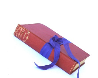Pride and Prejudice by Jane Austen, Odhams Press, LONDON, Old Pride and Prejudice Book, Vintage Austen Book, Austen Wedding Decor, Old Book