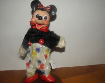 Minnie  Mouse Plush Puppet