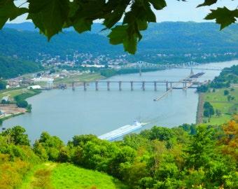 Hannibal Ohio Locks and Dam