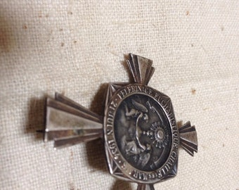 Pilgrims badge from 1934