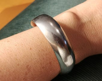 Sterling Silver Cuff Bracelet Mexico