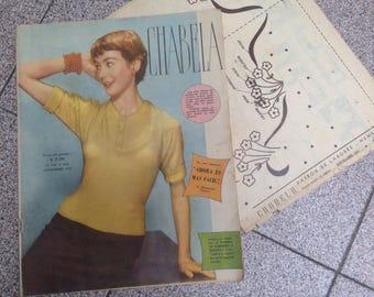 """1955 """"Chabela"""" Magazine"""