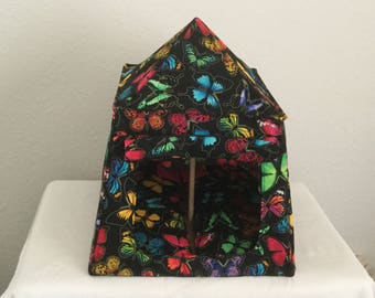 """Butterfly Camping Tent for Barbie/11-1/2"""" dolls"""