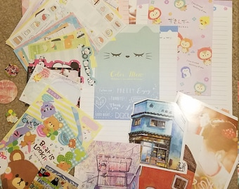 Snail Mail Package Set 02