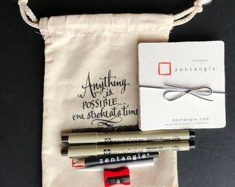 Tangling Kit Makes a Great Gift