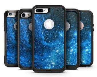 Blue Hue Nebula - OtterBox Case Skin-Kit for the iPhone, Galaxy & More