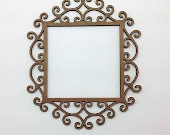 Chipboard Frame No. 11